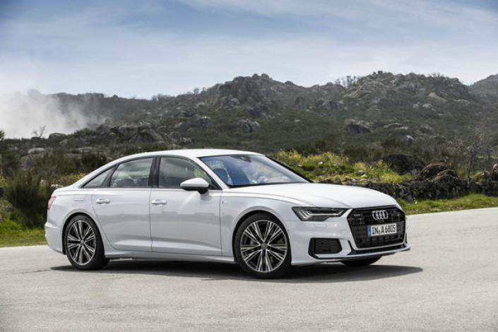 новый Audi A6 доступен для заказа в россии новости цена авто