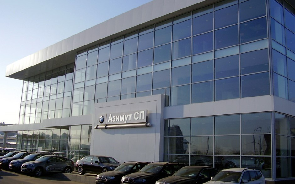 Азимут-СП - дилер BMW в Москве    «Цена Авто» 912f1ea29b6
