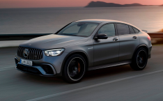 Mercedes-Benz AMG GLC Coupe 63 S