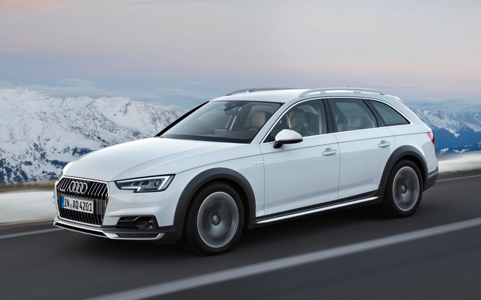 Audi A4 Allroad поколения 2 универсал в россии характеристики